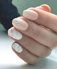 Marble Nail Designs, Fall Nail Art Designs, Acrylic Nail Designs, Acrylic Nails, Trendy Nail Art, Stylish Nails, Spring Nail Art, Spring Nails, Autumn Nails