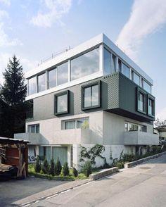 TIP - fünf house - Zurich, CH