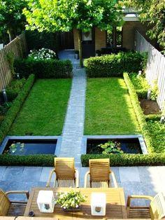 Wunderbar Schöner Kleiner Garten Gestalten