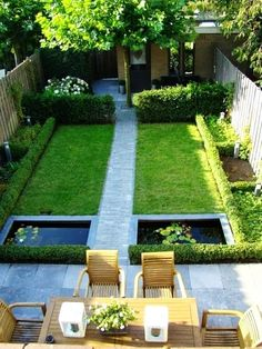 Reihenhaus | Garten | Pinterest | Garden Water Features, Water Features And  Garten Home Design Ideas