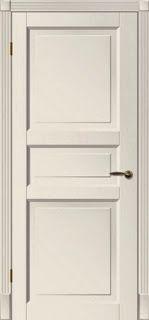 Модель двери Тесоро-К3 ПГ(Бел эмаль)