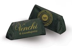Venchi Giandujotto (best chocolate EVAR)