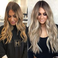 2477 Likes 36 Comments - Chrissy Rasmussen (@hairby_chrissy) on Instagram: Bronde Brawn Beautiful