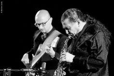 Javier Girotto in Nuevo Tango Ensamble, auditorium S.Gaetano, martedì 12 novembre - scatto di Michele Giotto