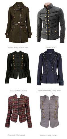 0d3053c136c 19 Best Military jacket fashion images