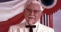 Inspirasi dari Pendiri Kentucky Fried Chicken - KFC