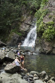 Adventure and Nature make the perfect mix in Puerto Rico