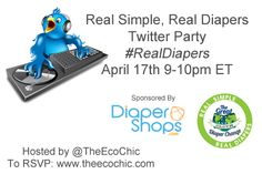 Join our Twitter Party!!