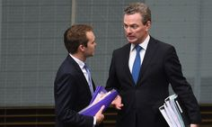 Police meet Christopher Pyne and Wyatt Roy to discuss Peter Slipper's diary Australian federal police speak to government frontbenchers about the investigation into the release of the former Speaker's diary