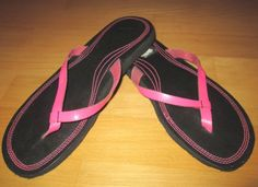 * * * Nike Zehentrenner Celso Girl City Thong, Gr.W7/EUR 38 * * * Pullover, Strand, Flip Flops, Nike, Sandals, Shoes, Ebay, Fashion, Clothing Accessories
