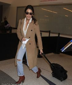 Cement your style credentials in a camel coat by Rag & Bone #DailyMail Click 'Visit' to buy now
