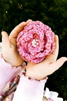 Thankfully, learning how to knit a rose is much easier than growing roses in the garden. Download these Craftsy tutorials and patterns for how to knit a rose and you'll have a bouquet in no time!