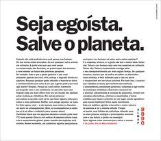 anúncio meio ambiente - Google Search