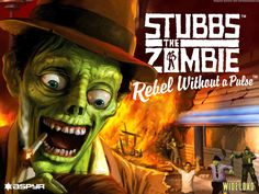 Scary Halloween Wallpapers of Zombies | stubbs the zombie Scary wallpaper halloween black wallpaper animated ...
