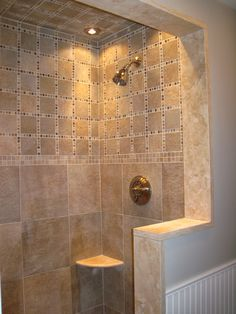Bathroom Shower Tile Master Bathroom Tiles Model Pictures