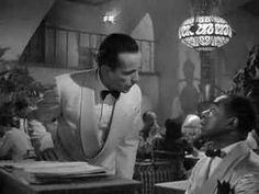 Casablanca - Um dos meus filmes preferidos