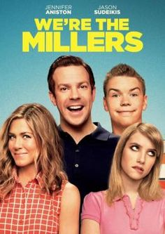 We're the Millers, Movie on DVD, Comedy Just saw this movie and it was very very funny!! :)