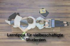 Voller Stundenplan: Lerntipps für vielbeschäftigte Studenten
