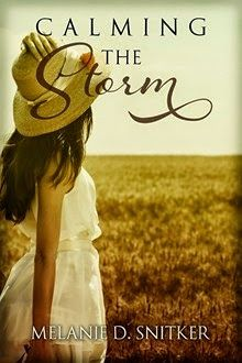Calming the Storm by Melanie D. Snitker  http://www.faithfulreads.com/2015/04/sundays-christian-kindle-books-early_26.html