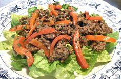 Carla's Thai Beef Skillet