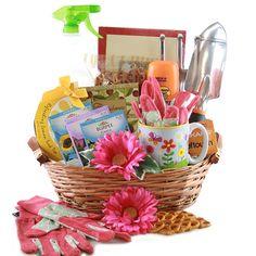Mothers Day Gardening Gift Basket
