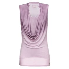 Jersey-Shirt FIFTY in lila von Khujo.
