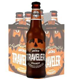 A new brew from the Traveler Beer Co!