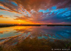 sunrise by James Neeley