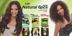 Janet Collection Synthetic Hair Weave Noir Natural Malaysian Keratin Bohemian Curl 6Pcs - Samsbeauty