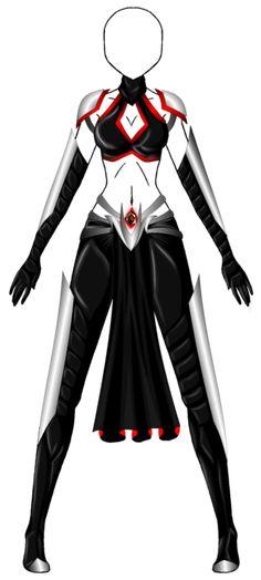 Megaria Assassin design 1 by 2050.deviantart.com on @DeviantArt