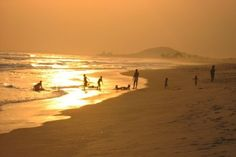 Gold Coast, Ghana - photo by Beth Whitfield.