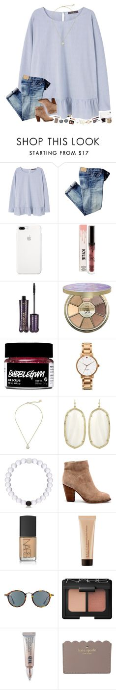 """""""do y'all want a Lilly haul? I went kinda crazy in the store """" by hopemarlee ❤ liked on Polyvore featuring Violeta by Mango, tarte, Kate Spade, Kendra Scott, Sole Society, NARS Cosmetics, Becca, Ray-Ban, Urban Decay and hmsloves"""