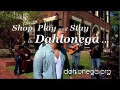 Explore beautiful Dahlonega, the heart of Georgia's wine country, in this video!
