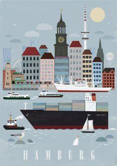 Hamburg // Stolen from Human Empire