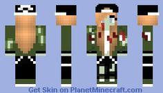 Zombie Girl ~Halloween Skins~ Minecraft Skin | minecraft ...