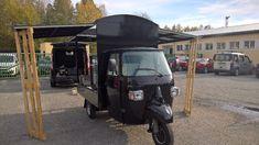 Piaggio GrillBar APE  Danke an das Team von DBS Karosseriebau GmbH!  Wir freuen uns!