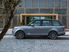 Range Rover Sport R Spec
