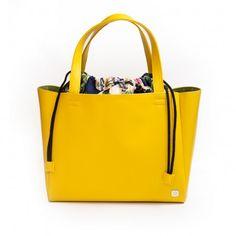 6d10a2ff8b4da Taylor Yellow Botanic Rainbow Bag, Sack Bag, Beautiful Handbags, Bag  Making, Etsy