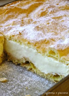 Przyjemność z pieczenia: Karpatka