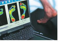 Gaitscan- our therapists use advanced computer forceplate technology to assess your feet and the way you put force down through your legs as you walk and run. From this we can better understand the cause of your pain and injury as well as prescribe custom made premium orthotics that are comfortable, fit in the majority of shoes and generally attract generous health fund rebates.