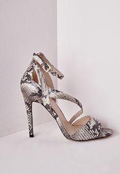 Sandals - Shop Sandals for Women Online Shoe Wardrobe, Snake Print, Shoes Online, High Heels, Footwear, Pumps, Sale Sale, Heeled Sandals, Summer