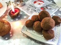 5 tipů na nepečené cukroví bez cukru a mouky Baked Potato, Sweet Tooth, Muffin, Santa, Baking, Breakfast, Ethnic Recipes, Advent, Fitness