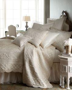 "Amity Home ""Tudor"" Bed Linens - Neiman Marcus"