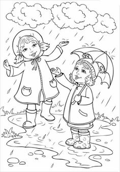 Tipss und Vorlagen Autumn coloring pages for kids fun is part of Coloring sheets for kids - YOUR DESCRIPTION Spring Coloring Pages, Coloring Book Pages, Art Drawings For Kids, Drawing For Kids, Coloring Sheets For Kids, Kids Coloring, Free Printable Coloring Pages, Digital Stamps, Printable Crafts