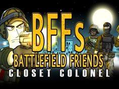 Battlefield Friends - Closet Colonel
