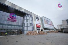 O Shopping Center do Litoral Alentejano e do Terminal Rodoviário em na cidade de Sines