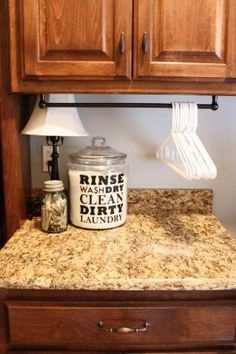 10 Must Have Laundry Room Organization Ideas *** thought this might work for your laundry room by julianne