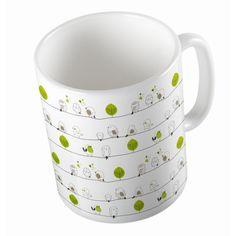 Ceramiczny kubek Birdie Style, 330 ml | Bonami