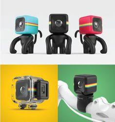 Nueva Polaroid Cube+: minimalista con wifi para poner las cosas difíciles a GoPro | Lugares de Nieve