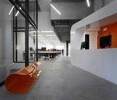 Image result for industrial office interior design